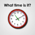 printable time What time is it?